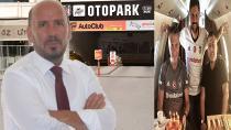 Beşiktaş'taki Fulya Otoparkı'nın Altından Kimler Çıktı?