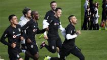 Beşiktaş Hazırlıklarını Sürdürdü!