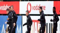 Beşiktaş'ta Erzurumspor Maçı Hazırlıklarını Sürdürdü!