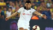 Tolgay Arslan'dan Beşiktaş'a Veda Mesajı!