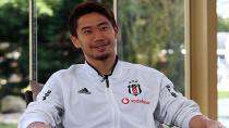 Kagawa 'Beşiktaş İçin Çok Çalışacağım!'