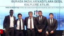 Beşiktaş Yeni Yıldızlarıyla Şov Yaptı!