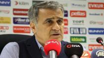 Şenol Güneş 'Beşiktaş'ta Kalmak İstiyorum!'
