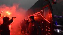 Beşiktaş'a Malatya'da Coşkulu Karşılama!