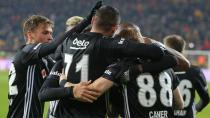 Beşiktaş Deplasman Fobisini Yendi!