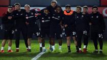 Beşiktaş'ta Fenerbahçe Mesaisi Başladı!