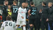 UEFA'dan Quaresma'ya 3 Maç Ceza!