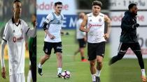 Beşiktaş'ın Santrforları Deplasmanda Kayıp!