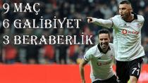 Beşiktaş 2019'da Hiç Yenilmedi!