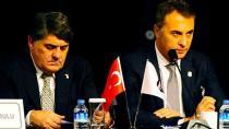 Fikret Orman TFF Başkanı Serdal Adalı Beşiktaş Başkanı!