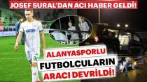 Süper Ligi Sarsan Kaza!