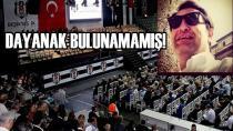 BJK KONGRESİ İÇİN İLK SUÇ DUYURUSU!