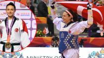İrem Yaman Dünya Şampiyonu!