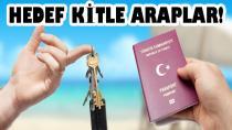 Havalimanı'nda 250 Bin Dolara Türk Vatandaşlığı Reklamı!