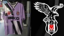 Beşiktaş'tan Mor Forma!
