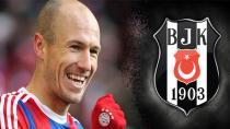 Robben'de Kartal'ın Rakibi Benfica!