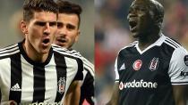 Beşiktaş'ta Gomez ve Aboubakar Gündeme Geldi!