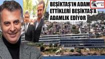 BEŞİKTAŞ'LA 'GÜCÜNE GÜÇ KATIP' GÖVDE GÖSTERİSİ YAPANLAR!