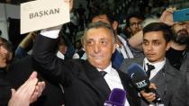 BEŞİKTAŞ'IN 34. BAŞKANI AHMET NUR ÇEBİ!