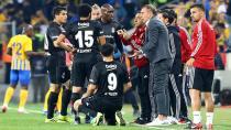 Beşiktaş'ta Gündem Sakatlıklar!