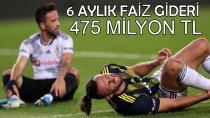 TÜRK FUTBOLU FAİZE TESLİM!