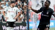 Boyd ve Diaby Beşiktaş'ın Topçusu Değiller!