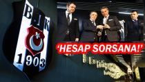 BJK Kongre Üyelerinden Yönetime Resmi Olarak 'Hesap Sorsana' Tebligatı!