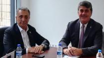 Serdal Adalı 'Beşiktaş Varsa Umut Vardır!'
