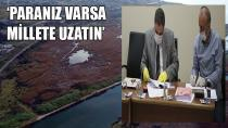 KARANTİNADA KANAL İHALESİ!