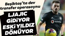 Ljajic Gidiyor Talisca Geliyor!