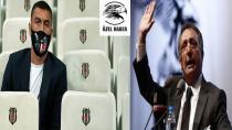 AHMET NUR ÇEBİ BURAK YILMAZ'I ''TANIDI!''