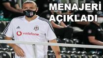 CANER ERKİN BEŞİKTAŞ'TAN AYRILIYOR!