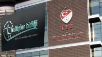 Kulüpler Birliği-TFF Toplantısında Neler Yaşandı?