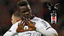 Beşiktaş Balotelli'nin Menajeriyle Görüştü!