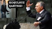 AHMET NUR ÇEBİ'YE TAM DESTEK!