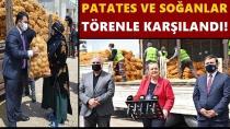 PATATES & SOĞAN SKANDALI!