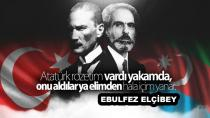 'ELÇİBEYİM!'