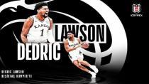 Dedric Lawson Resmen Beşiktaş'ta!