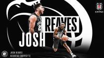Josh Reaves Resmen Beşiktaş'ta!