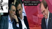 YILDIRIM DEMİRÖREN'E AF GELDİ!