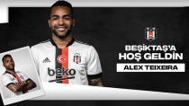Teixeira Resmen Beşiktaş'ta!