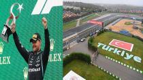 Formula 1 Türkiye Grand Prix'sinde Zafer Vallteri Bottas'ın!
